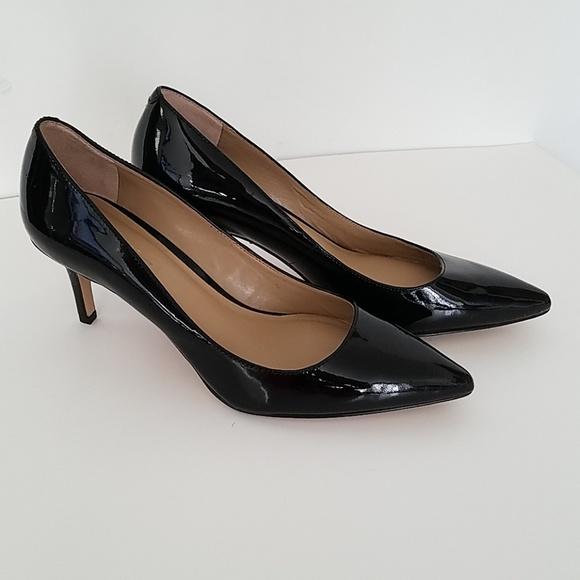 ef63d27e30559 Ann Taylor Black Pumps Classic Formal 6M